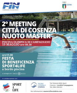 meeting master cosenza